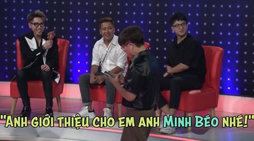 Tran Thanh gay buc xuc khi ghep doi Duc Phuc voi Minh Beo-Hinh-3