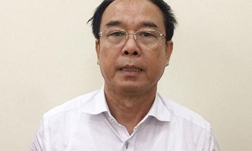 Tra ho so vu lien quan cuu Pho chu tich UBND TP.HCM Nguyen Thanh Tai