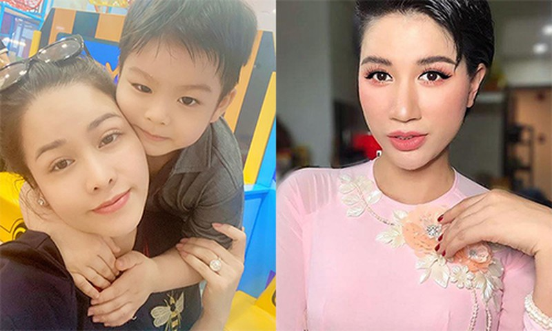 Nhat Kim Anh gianh duoc quyen nuoi con, Trang Tran phan ung la