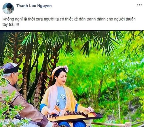 Soi su nghiep dien xuat cua Nha Phuong bi NS Thanh Loc che tac trach