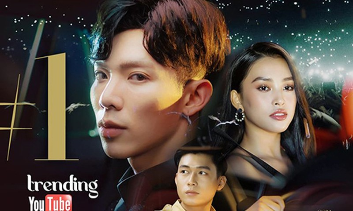 Giai ma ly do MV moi cua Erik co Hoa hau Tieu Vy dong chinh gay sot