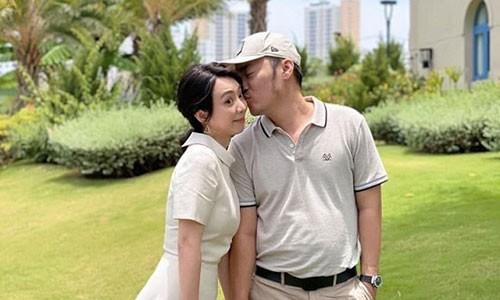 Thu Trang tuyen bo se an chay 1 nam neu chong len 6 mui