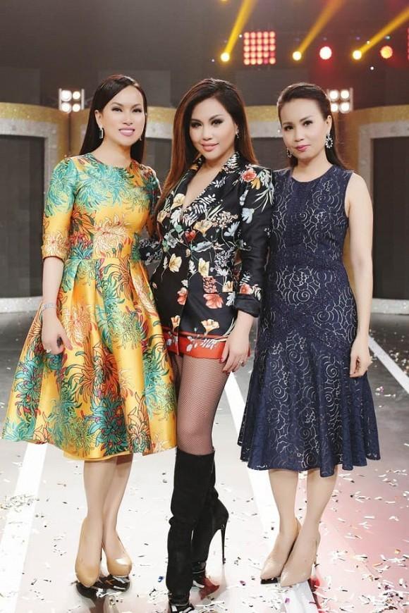 Anh hiem khi be cua Cam Ly, Ha Phuong va Minh Tuyet-Hinh-2