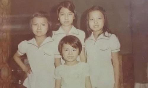 Anh hiem khi be cua Cam Ly, Ha Phuong va Minh Tuyet