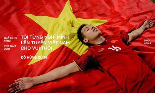 Hung Dung - tu cau be du bi o hang Nhat toi Qua bong Vang