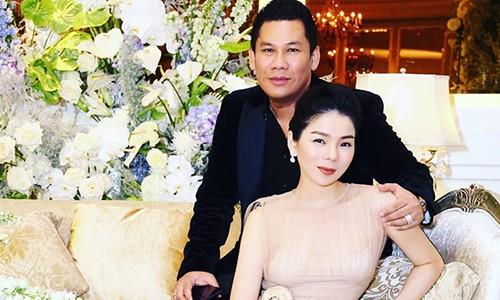 Le Quyen up mo ke hoach sinh con gai thu 2