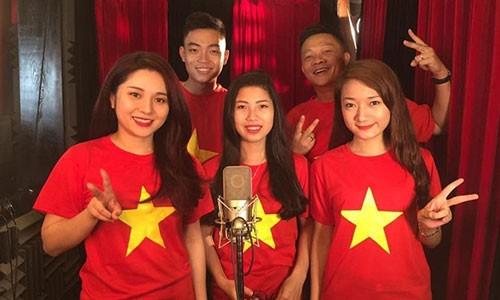 Sao Viet tiec thuong MC Dieu Linh qua doi o tuoi 29-Hinh-2