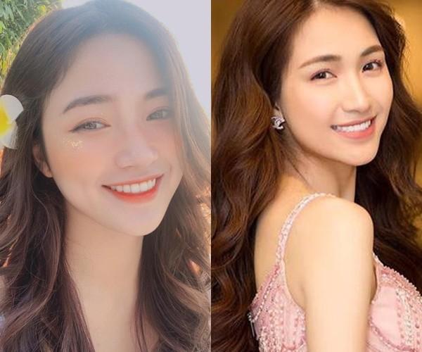 "Nu giang vien giong Hoa Minzy nhu ""hai giot nuoc""-Hinh-2"