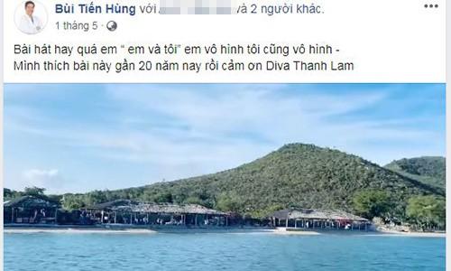 Ban trai Thanh Lam kheo bay to tinh cam the nao truoc cong khai?-Hinh-2