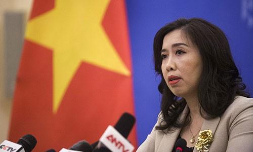 Viet Nam phu nhan 'Trung Quoc hoat dong o bien Dong hon 2.000 nam'