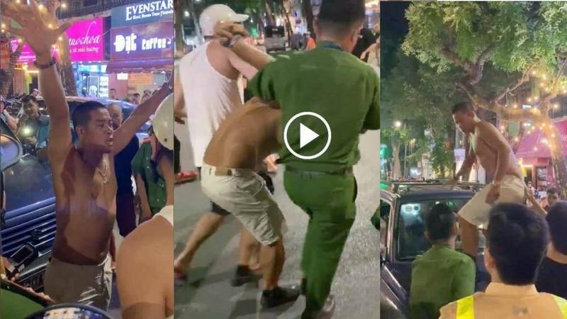 Lo danh tinh tai xe sau tai nan chong doi canh sat gay nao loan o Ba Trieu-Hinh-2
