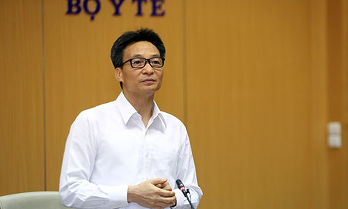 Pho Thu tuong Vu Duc Dam: Cuoc chien nay con rat dai