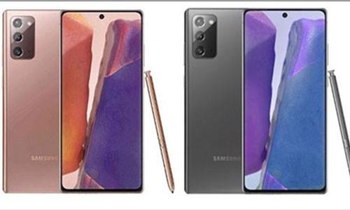 Samsung Galaxy Note 20 se la smartphone 5G gia re nhat?