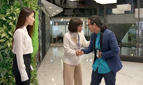 """Tap 39 """"Tinh yeu va tham vong"""": Linh bi lua phuc vu doi tac"""