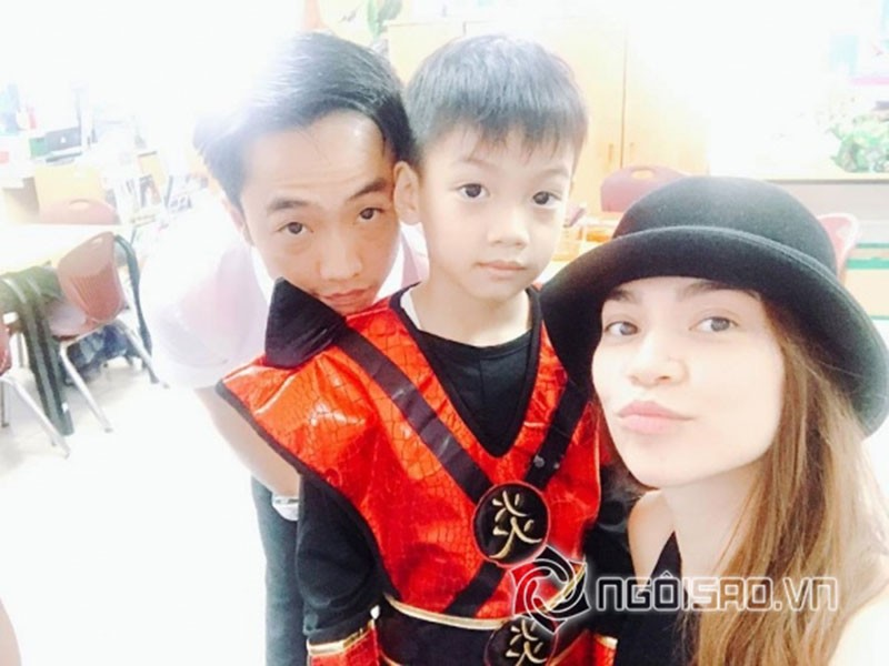 Con gai Cuong Do la - Dam Thu Trang: Dan baby Vbiz sinh ra o... vach dich-Hinh-2
