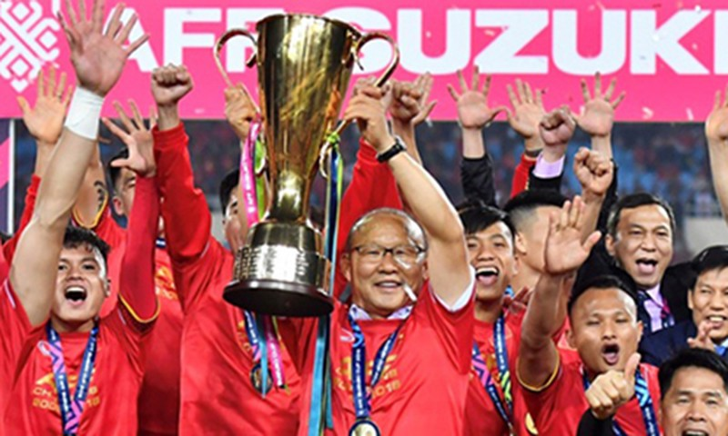 AFF Cup duoc to chuc vao thang 4/2021