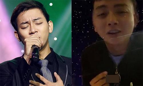 Hoai Lam gay tranh cai khi phi pheo thuoc la tren livestream