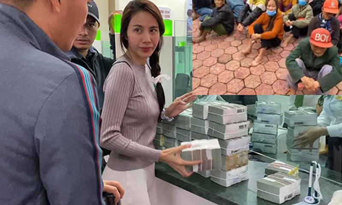 Thuy Tien len tieng khi dan ngheo Ha Tinh bi nghi