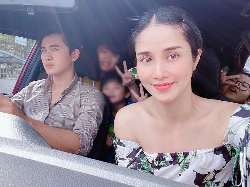 Tai hon voi chong kem 9 tuoi, cuoc song cua Thao Trang the nao?-Hinh-8