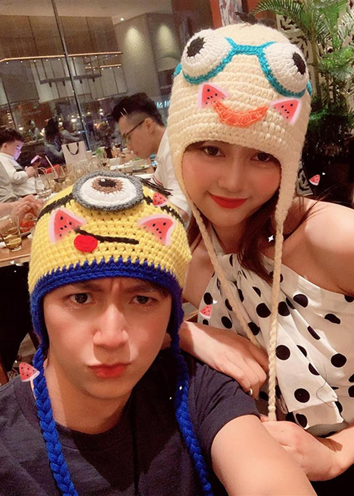 Khong Tu Quynh co ban trai moi, tinh cu Ngo Kien Huy the nao?-Hinh-2