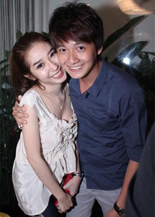 Khong Tu Quynh co ban trai moi, tinh cu Ngo Kien Huy the nao?