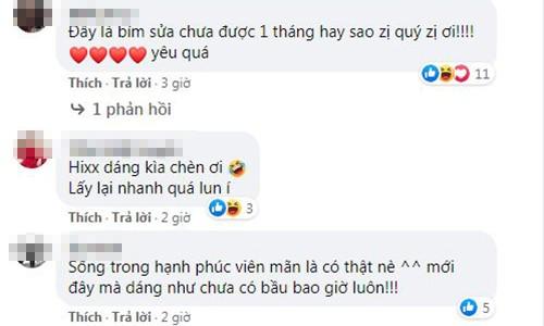 "Ho Ngoc Ha lay lai voc dang ""than toc"" sau 3 tuan sinh con-Hinh-4"