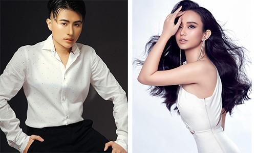Huong Tra lo nguc dien thoi trang: My nhan mac phan cam tra gia sao?-Hinh-3