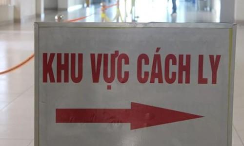 Quang Ninh phong toa 1 nha nghi co nguoi Trung Quoc tron cach ly y te