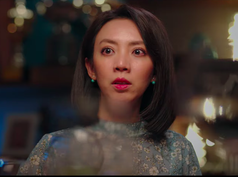 Lan Ngoc thanh 'co gai phim tram ty', Huong Giang dien tham hoa-Hinh-4