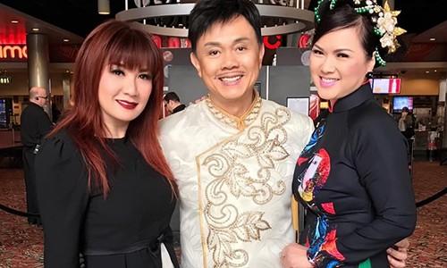 """Trizzie Phuong Trinh: """"Thu ba Phuong Loan moi duoc gap nghe si Chi Tai"""""""