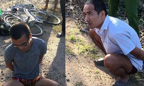 Hanh trinh vay bat 2 pham nhan vuot nguc o Tay Ninh