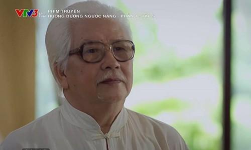 """Tiet lo dac biet ve NSUT Duc Trung - ong Phan """"Huong duong nguoc nang"""""""
