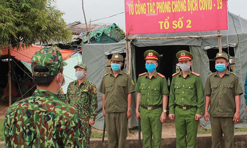 Dong Thap truy tim nguoi di cung xe voi benh nhan 1440
