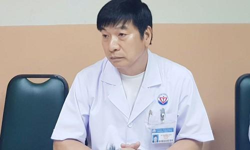 Giam doc nhan trach nhiem truoc nhung sai pham o Benh vien Trung Vuong