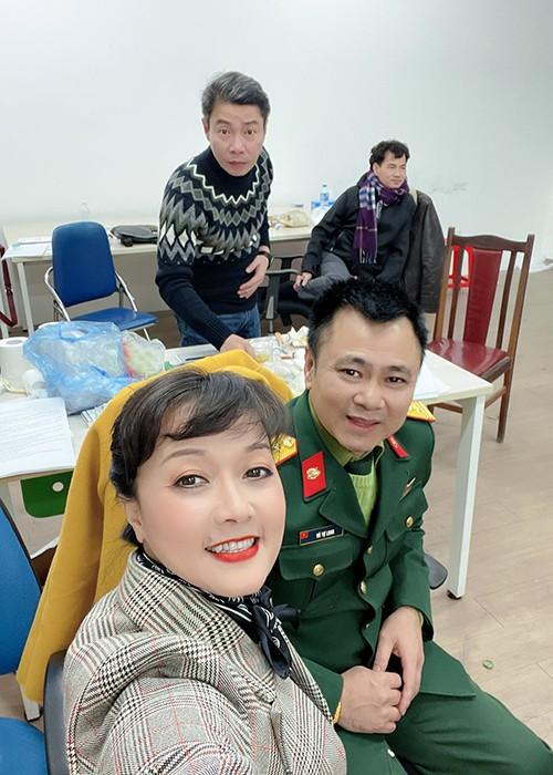 Van Dung khoe anh hau truong tap luyen Tao quan 2021?
