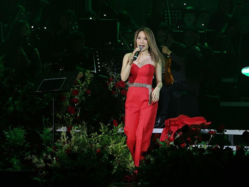 My Tam bieu dien cuc sung trong dem nhac tai Ha Noi-Hinh-2