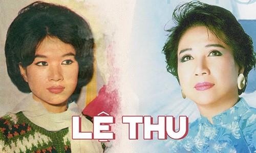Danh ca Le Thu co su nghiep dang ne ra sao?