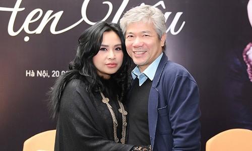 Diva Thanh Lam duoc ban trai bac si cau hon