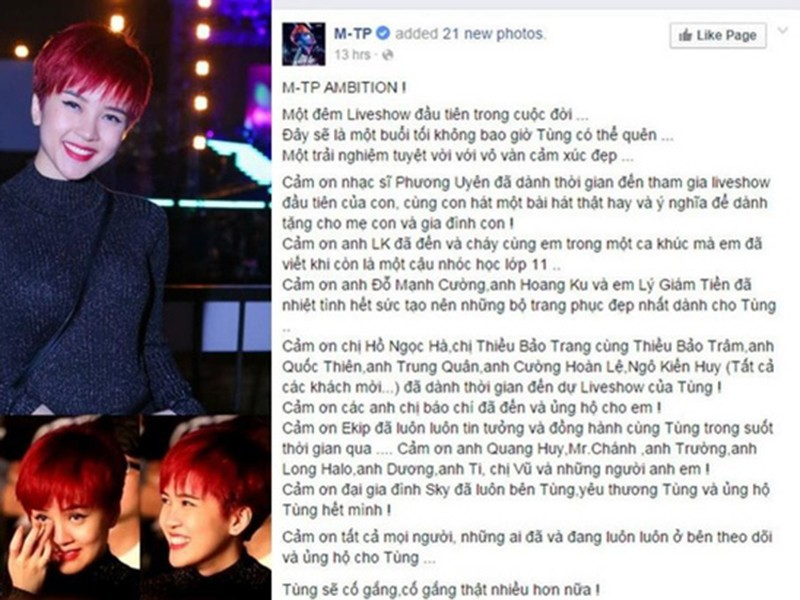 Soi cuoc tinh 8 nam thanh xuan cua Son Tung M-TP - Thieu Bao Tram-Hinh-3