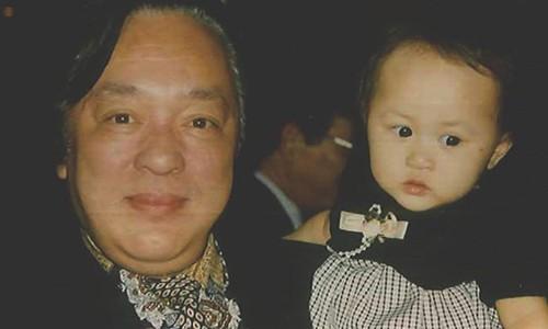 Con gai Thanh Lam viet tam thu tien biet NSND Trung Kien