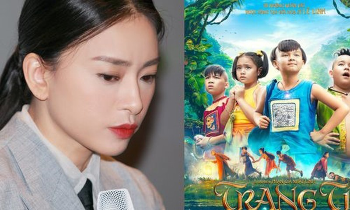 "Phim Tet ""Trang Ti"" vuong lum xum, bi tay chay, so phan ve dau?"