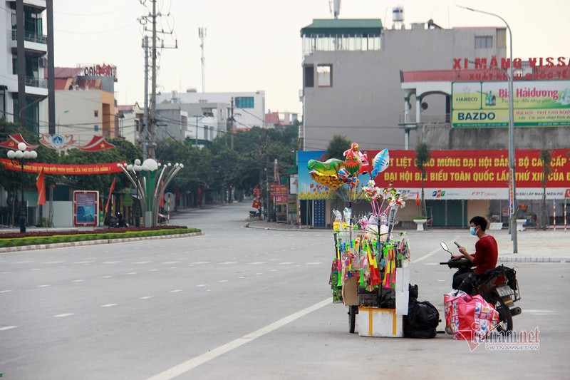 Mung 1 Tet: Canh de thuong trong khu cach ly TP Chi Linh-Hinh-5