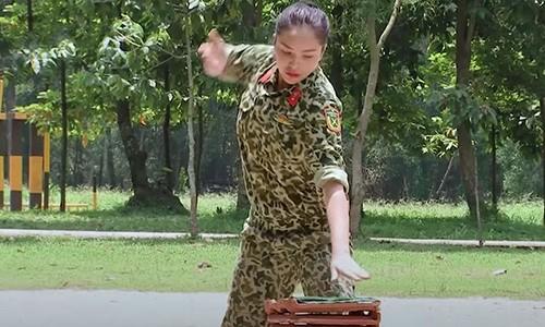 Xem Ky Duyen, Dieu Nhi dung tay khong chat ngoi-Hinh-6