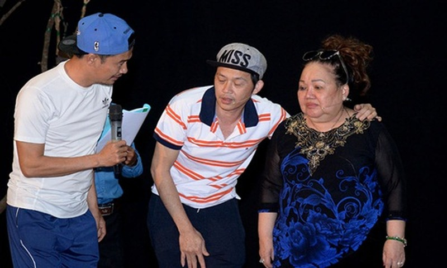 NSND Ngoc Giau: Chu hon dam cuoi Hoai Linh, suyt tu mat Tran Thanh-Hinh-3
