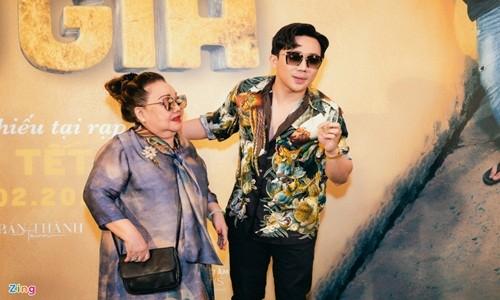 NSND Ngoc Giau: Chu hon dam cuoi Hoai Linh, suyt tu mat Tran Thanh-Hinh-4