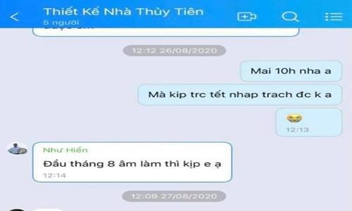 Thuy Tien noi gi khi bi to an chan tien tu thien mua biet thu?-Hinh-2