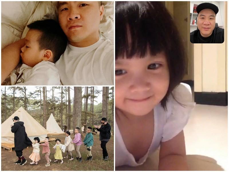 NTK Do Manh Cuong co 8 con nuoi: Ngam chuyen tinh nguoi showbiz