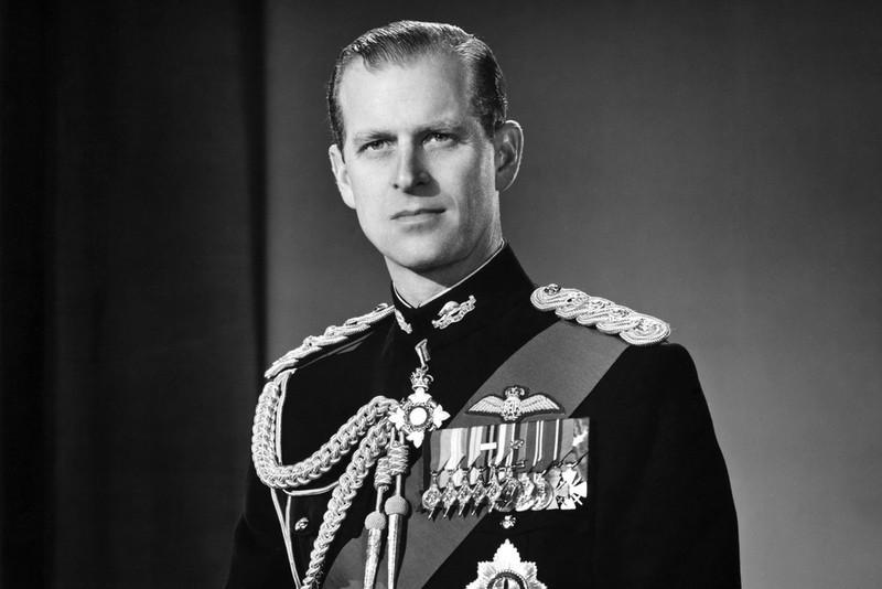 Hoang than Philip, chong Nu hoang Elizabeth II, qua doi