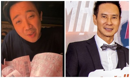 "Tran Thanh livestream tran tinh truoc nghi van ""choi xau"" Ly Hai"