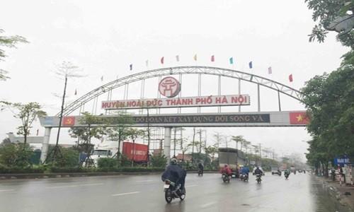 Chu tich Ha Noi se lam Truong Ban chi dao dua 5 huyen len quan